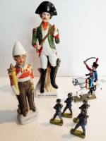 lot de 7 figurines militaires
